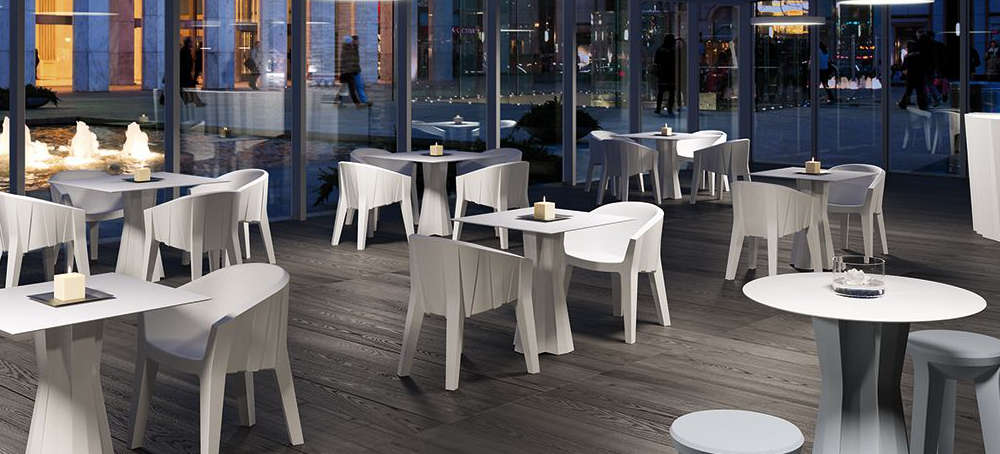 Sedie tavoli sgabelli per arredare bar e ristoranti  dsedute