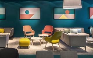 Poltroncina lounge modello Babila
