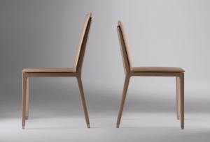 la storia della sedia