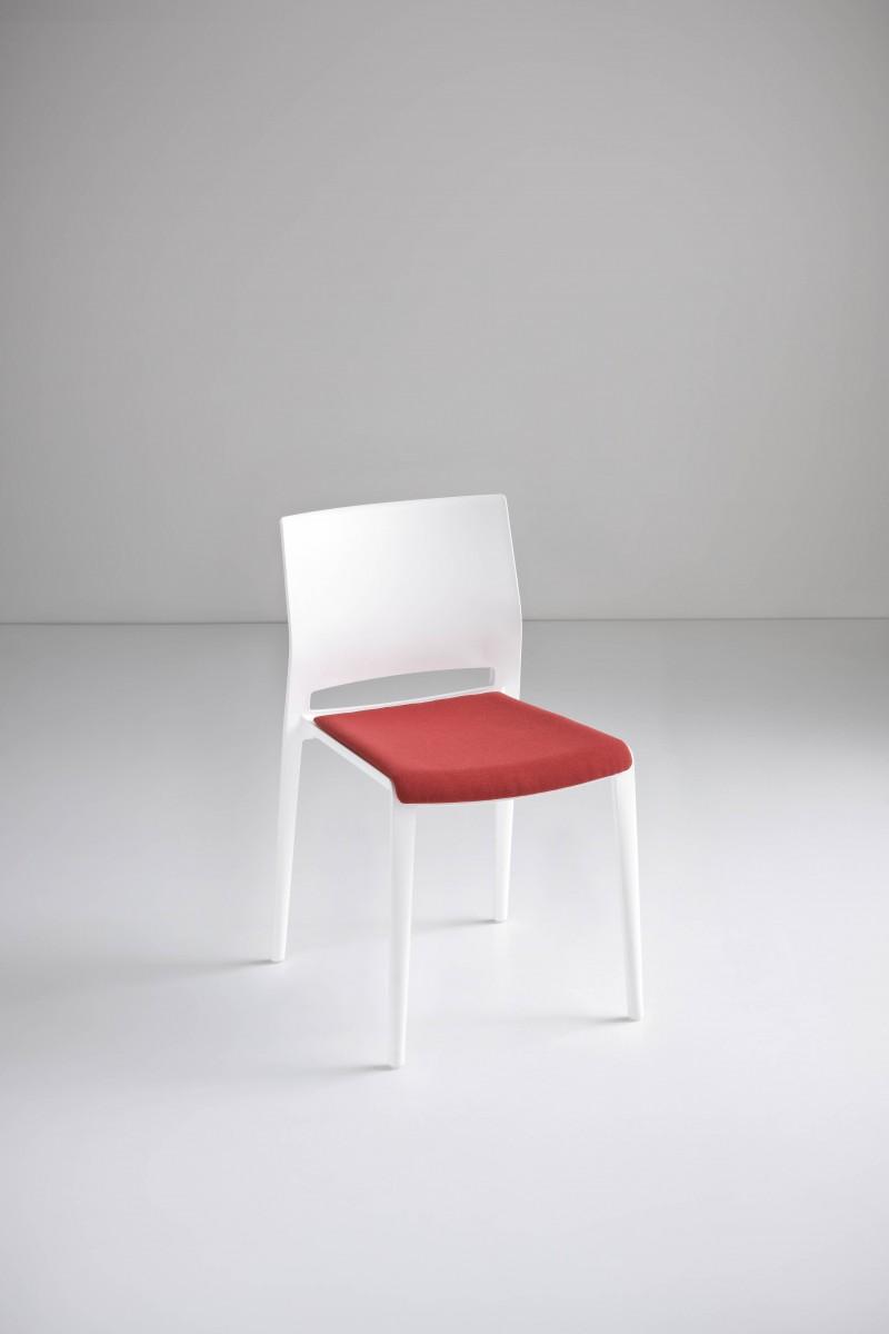 Sedia in plastica Bakhita