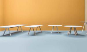 Tavolo in legno Arki Table