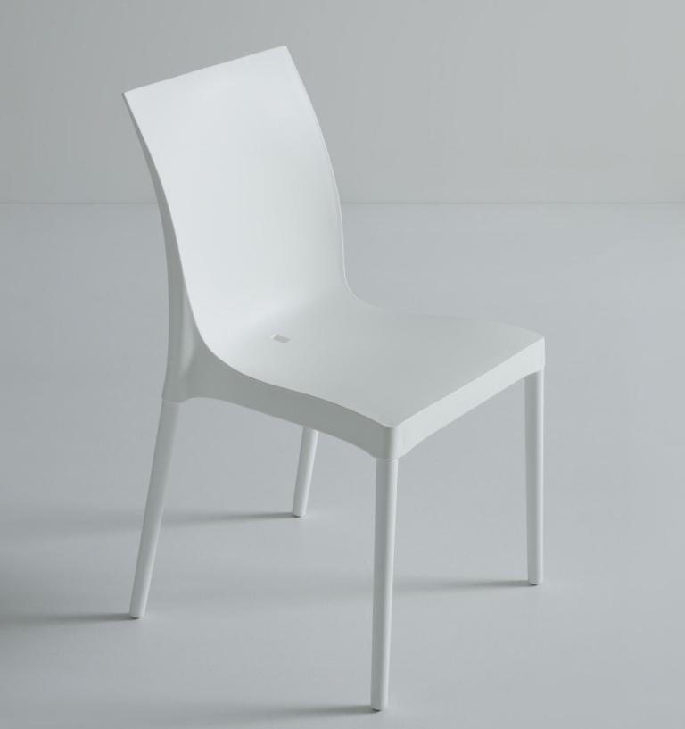 Sedia bar indoor e outdoor modello Iris