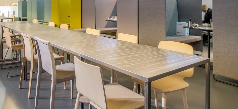 Tavolo per arredare ristoranti modello Fabbrico