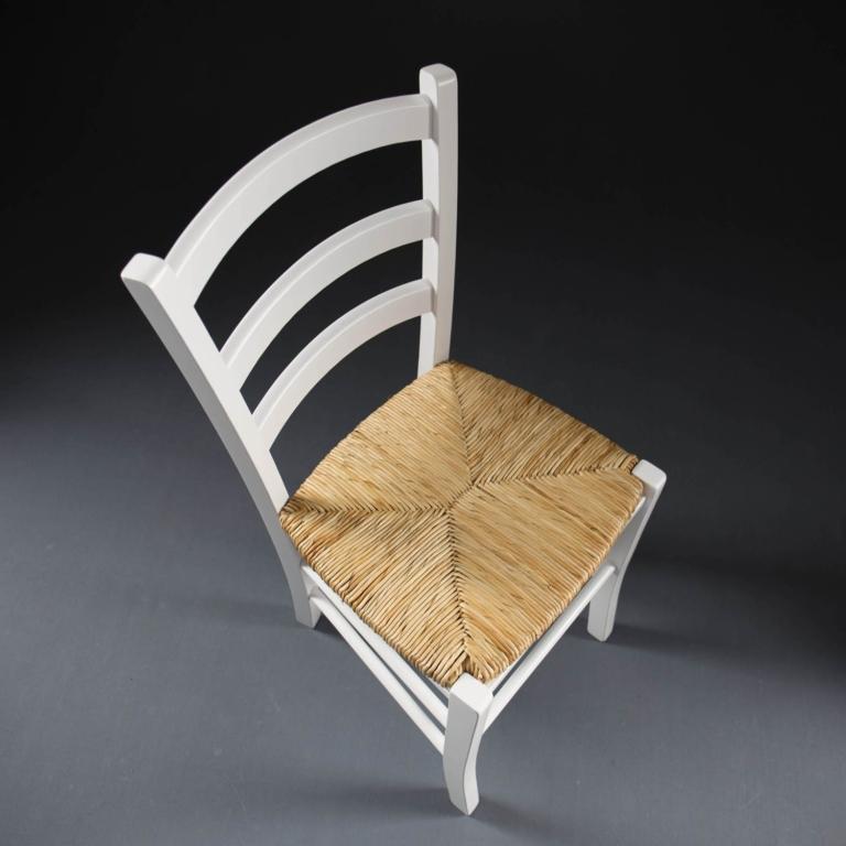 Sedia ristorante in legno Giudecca finiture rovere