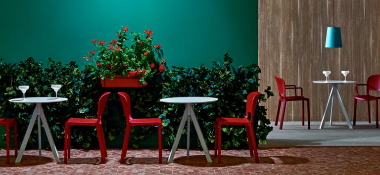 Tavolo bar moderno Arki-Base