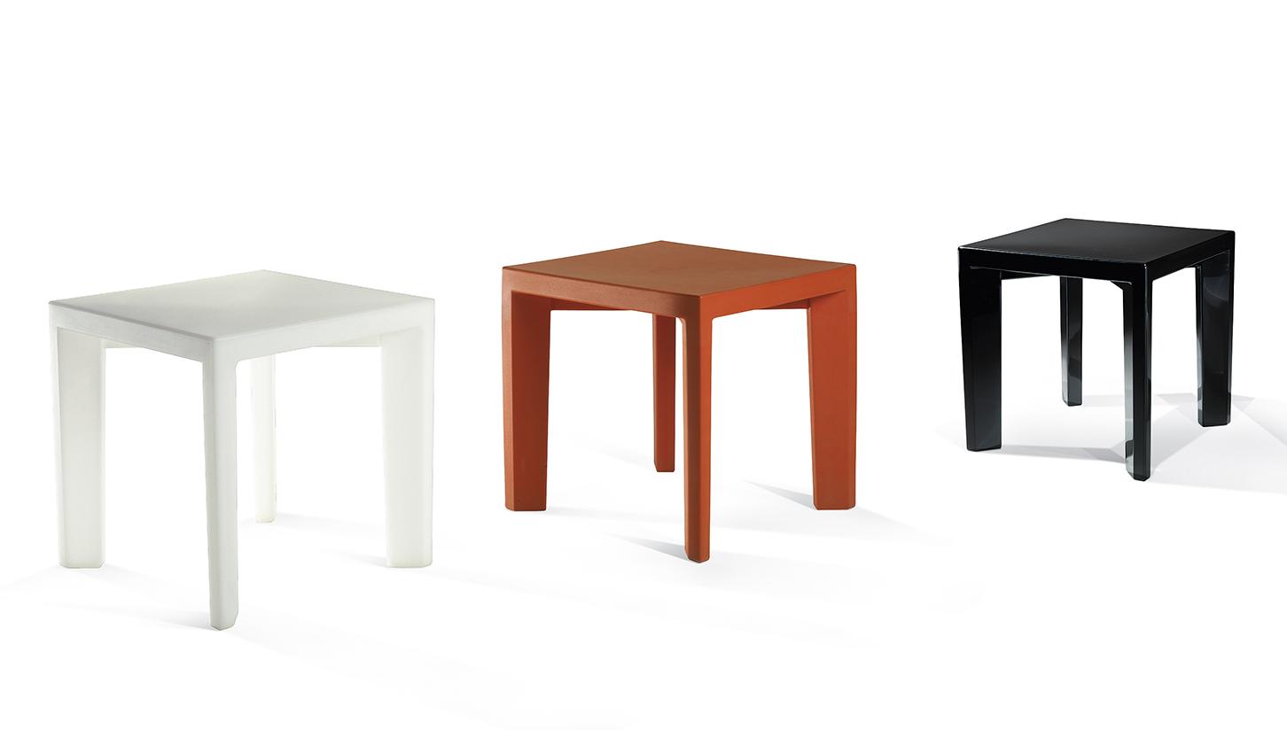 Tavolo in polietilene da esterno modello Gino