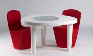 sedia moderna modello Zoe