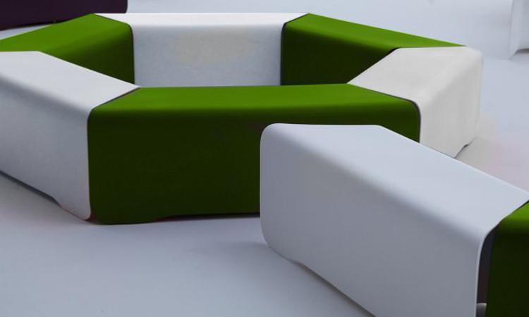 Seduta modulare nova panca moderna
