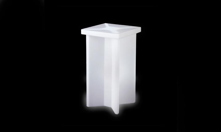 Tavolo Snack colore bianco