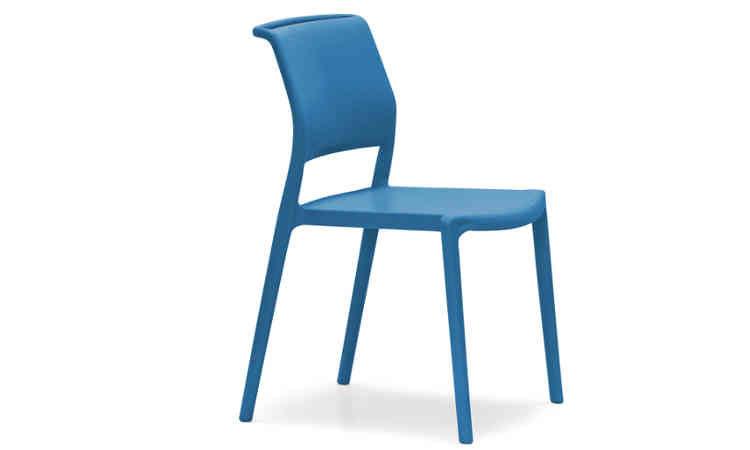 Sedia in polipropilene Ara