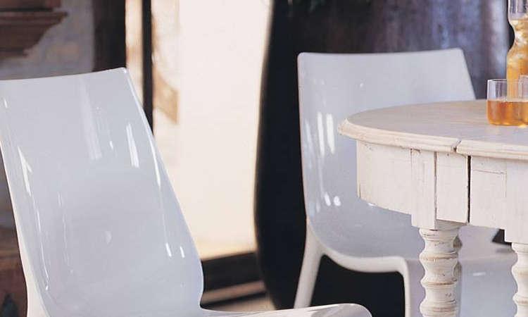 Sedia in nylon Smart