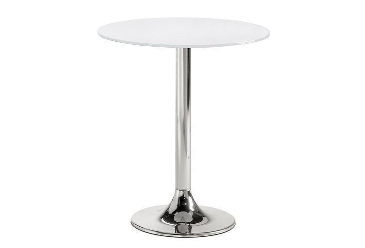 Tavolo verniciato con base quadrata modello Dream
