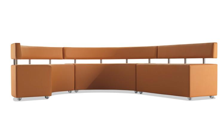 Panca modulare componibile modello Ringo Star
