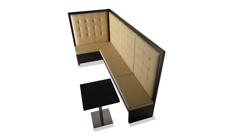 seduta modulare suite per pub e ristoranti dsedute