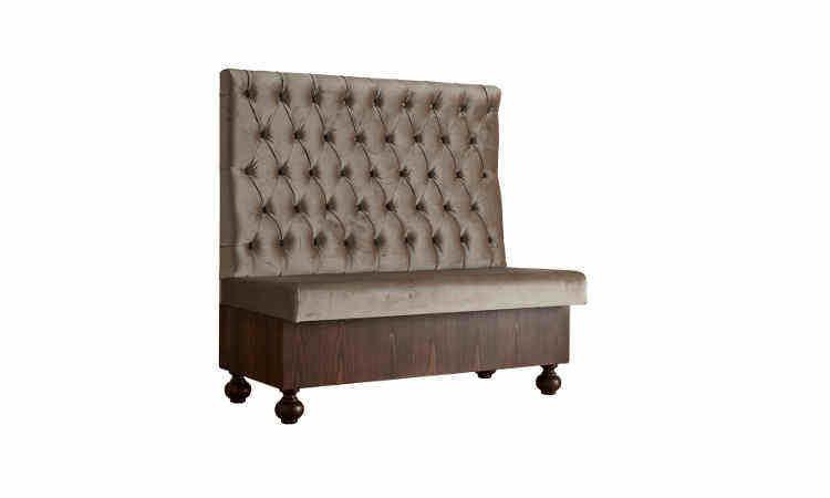 Seduta modulare per ristoranti e bar modello Dressy