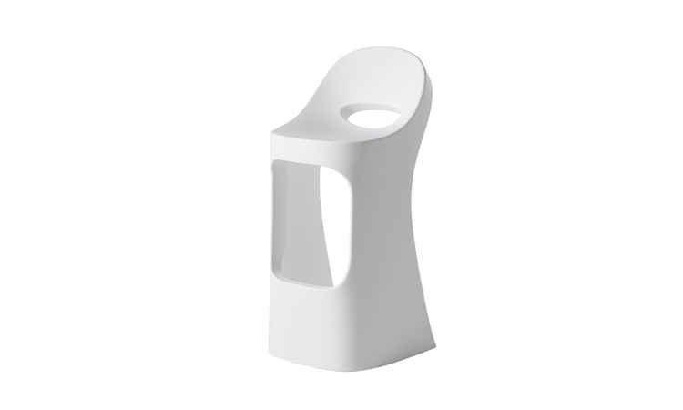 Amélie Sit Up, sgabello moderno per spazi interni ed esterni