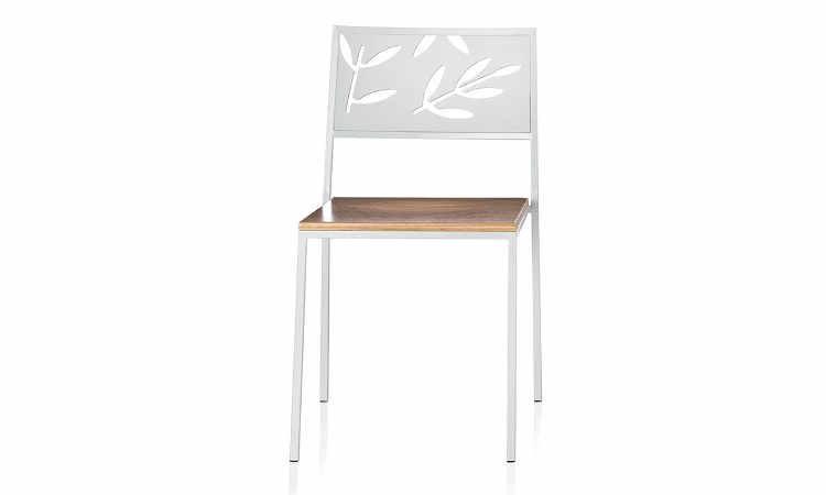 Wonka, sedia impilabile per spazi contract