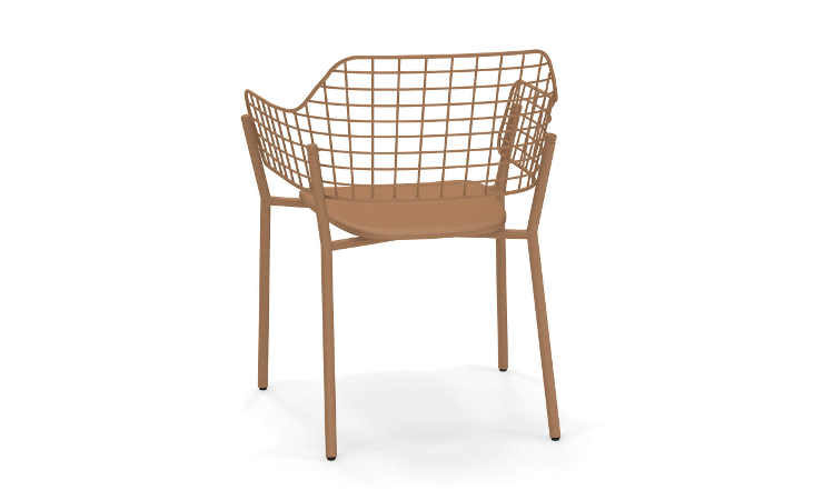 Lyze, poltrona da giardino dal design moderno
