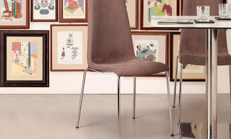 Mannequin Pop, sedia classico moderna per l'arredo ristorante