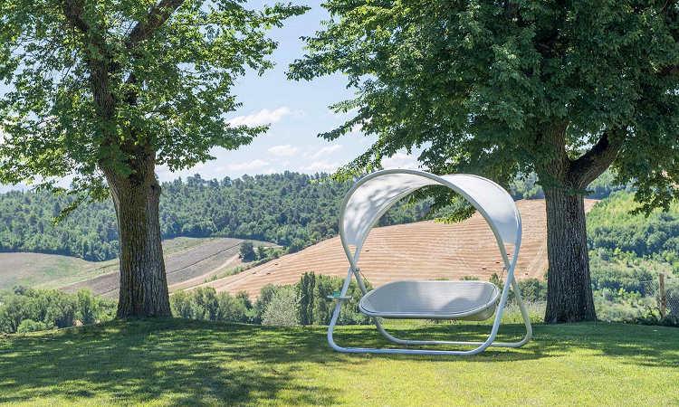 Cool-là, divano da giardino due posti