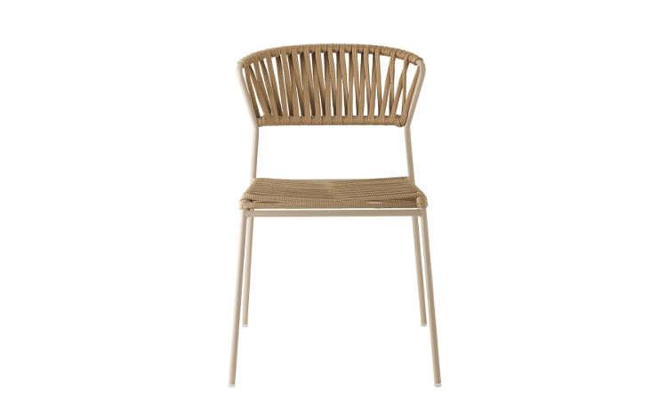 Lisa Filò, sedia moderna per l'arredo contract