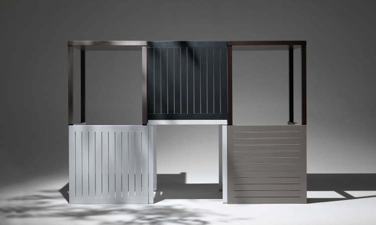 Cube, tavolo impilabile per l'arredo ristorante