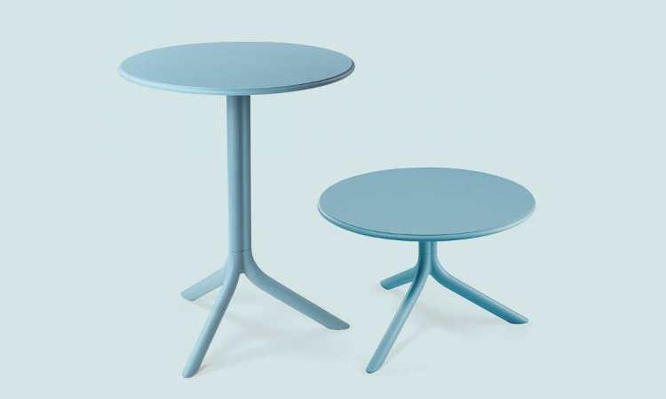 Spritz, tavolo gamba centrale da esterno