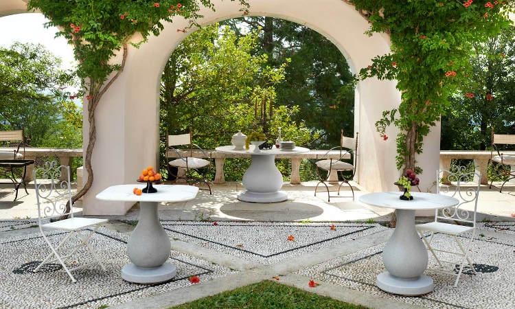 Ottocento, tavolo da esterno per hotel, alberghi e agriturismi