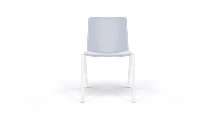 JUBEL, sedia quattro gambe con o senza braccioli