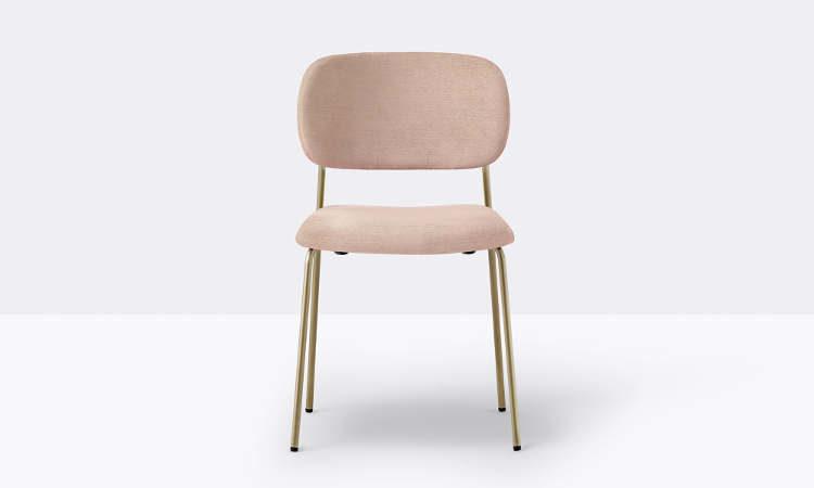 Jazz, sedia elegante per ambienti interni