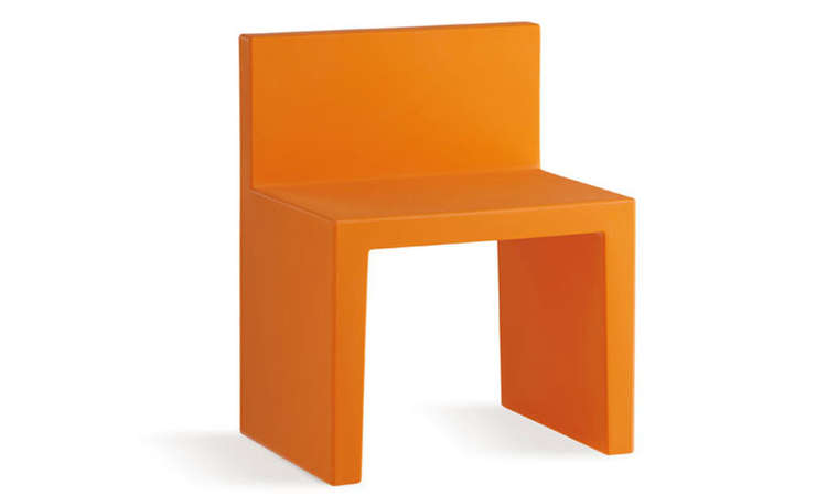 Angolo Retto, sedia per l'arredo contract