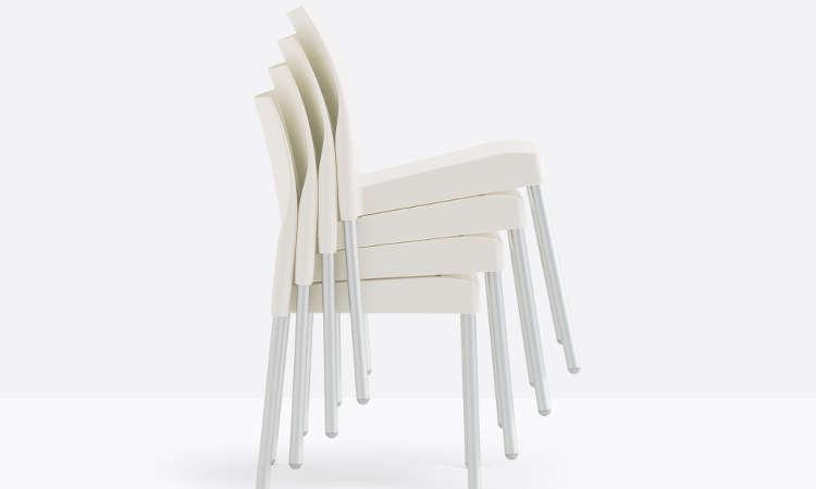 colori e dimensioni sedia ice