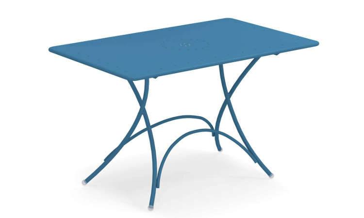 Pigalle, tavolo rettangolare per l'arredo giardino