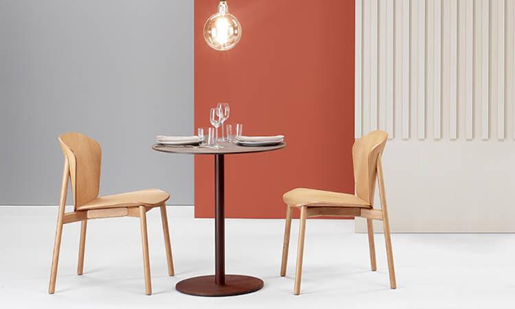 Finn All Wood, sedia per uso interno, in legno