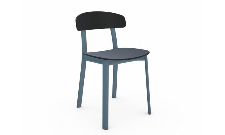 Feluca, sedia classica per l'arredo ristorante e bistrò