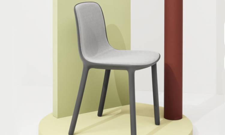 Freya, sedia moderna per l'arredo indoor